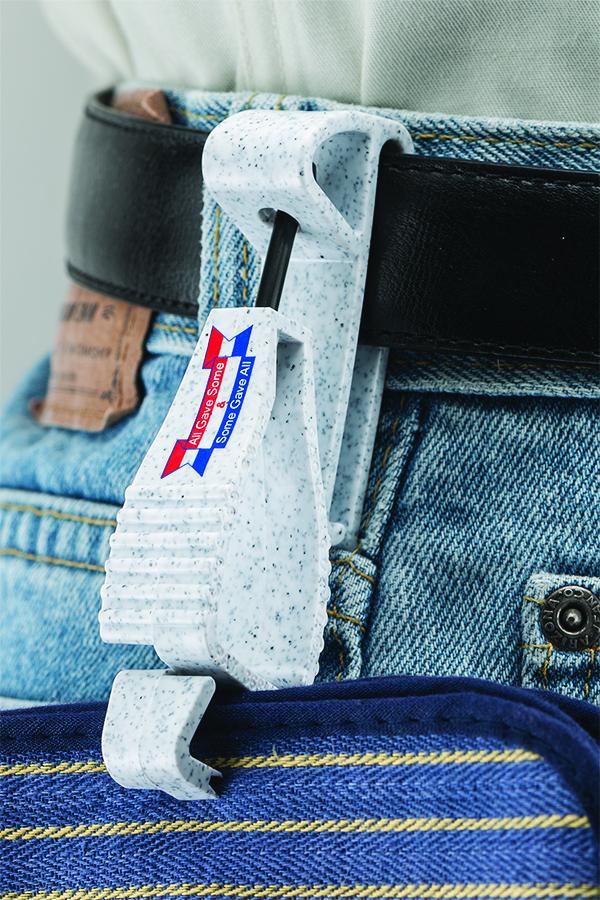 Glove Guards® Standard Glove Guards Style 1939 BLUE COLOR Glove Clip