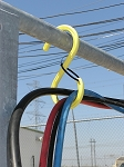 CableSafe® safety hook